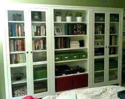 Billy Bookcase With Doors Bookcases With Doors Bookcase With Doors Wooden Bookcases With
