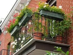 Ideas For Balcony Garden Planter Box Small Apartment Balcony Garden Ideas Balcony Ideas