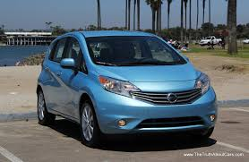 first drive 2014 nissan versa note hatchback video the truth