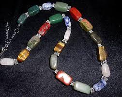 Handcrafted Handmade Semiprecious Gemstone Beaded Semiprecious Jewelry Etsy
