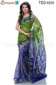 jamdani saree bangladesh tangail moslin jamdani saree tsg 9204 online shopping in
