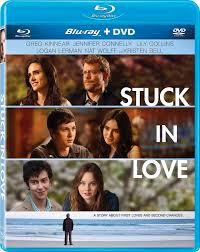 stuck in love blu ray