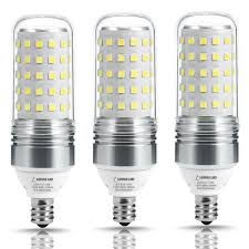 led candelabra light bulbs lohas 100w equivalent led candelabra light bulbs 12w led corn bulb