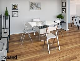expanding space saving table expand furniture