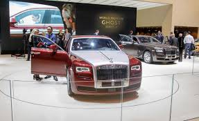 roll royce india 2015 rolls royce ghost series ii information and photos