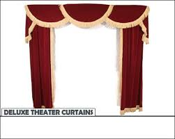 Velvet Home Theater Curtains Best 25 Home Theater Curtains Ideas On Pinterest Home Theaters