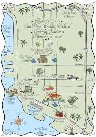 Map Of San Diego maps san diego ca u2013 laura hooper calligraphy