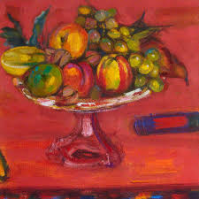 bowl of fruits a bowl of fruit art uk