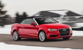 audi convertible 2016 2015 audi a3 2 0t cabriolet test u2013 review u2013 car and driver