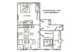 surface habitable minimum d une chambre appartement familial 75 mètres carrés de surface habitable pour 2 6