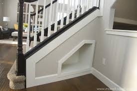 Painting A Banister White How To Stain Paint An Oak Banister The Shortcut Method No