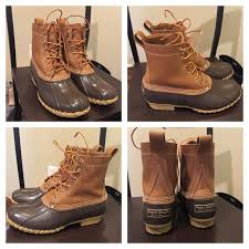 womens boots in size 9 l l bean genuine ll bean 8 bean boot 11 9 from