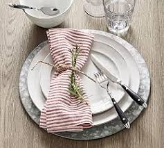 dinnerware sets dinner plates pottery barn