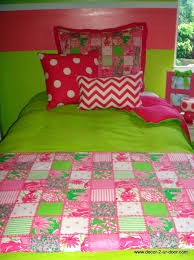 Custom Comforters And Bedspreads Bedroom Custom Dorm Bedding Sets Featuring Lilly Pulitzer Bedding