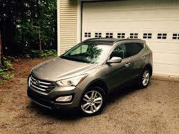 nissan murano vs hyundai santa fe on the road review hyundai santa fe sport the ellsworth