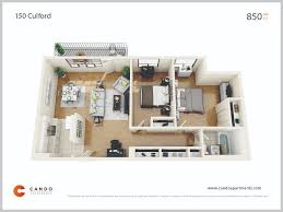Yorkdale Floor Plan 150 Culford Rd Cando Apartments