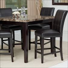 Skinny Kitchen Table by Kitchen Black Dining Table Round Dining Room Table Sets Black