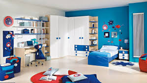 loveli room design kid for study with clasical furniture