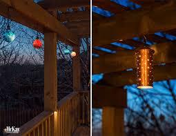 outdoor deck lighting unique deck lighting ideas
