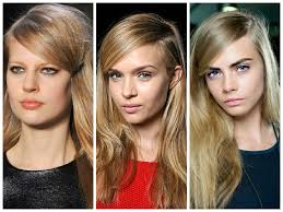 a new hairstyle how to train your hair to part on the other side hair world magazine