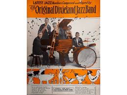 the first jazz recording was made by a group of white guys at
