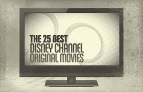 the 25 best disney channel original movies complex