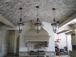 barrel vaulted kitchen ceiling on kiawah island courtesy of