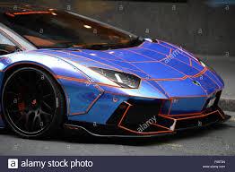 Lamborghini Aventador J Blue - the lamborghini aventador stock photos u0026 the lamborghini aventador
