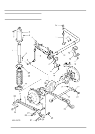 land rover workshop manuals u003e discovery ii u003e front suspension