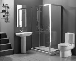 Color Schemes For Bathroom Epic Glass Shower In Bathroom Color Schemes Gray With Wooden
