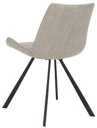 Contemporary Dining Chair Ach7004b Set2 Dining Chairs Furniture By Safavieh