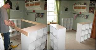 Diy Desk Designs Creative Ideas Diy Customized Craft Desk I Creative Ideas