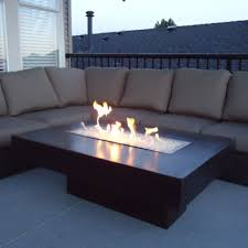 rectangle propane fire pit table rectangular fire pit coffee table discount hearth stylish