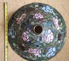 stained glass torchiere l shades floor ls with glass shades fascinating stained glass torchiere