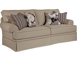 Chaise Queen Sleeper Sectional Sofa by Emily Sofa Sleeper Queen Broyhill Broyhill Furniture
