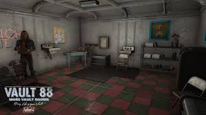 vault 88 more vault rooms at fallout 4 nexus mods and community