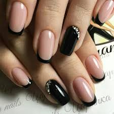 pin by elizabete fernandes on nail art pinterest black nails