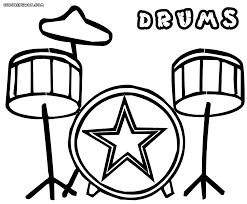 drums coloring page trendy snare drum coloring page color drums