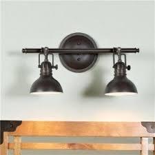 Galvanized Bathroom Lighting Industrial Bathroom Fixtures Foter