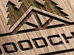 logo for wood company by martin filipovič dribbble