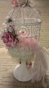Shabby Chic Bird Cages by Fairy Birdcage Victorianshabby Birdcages Pinterest Birdcages