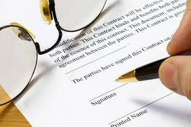 5 items to include in a real estate purchase contract san jose