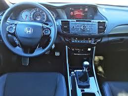 2008 Honda Accord Interior Midsize U0027sport U0027 Sedans Honda Accord Mazda6 Toyota Camry