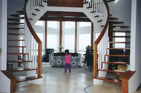 Free Standing Stairs Design Free Standing Staircase