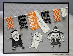 148 best stampin up halloween cards images on pinterest
