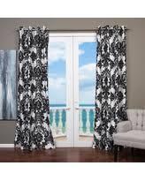 Black And Silver Curtains Black And Silver Curtains Deals Sales At Shop Better Homes Gardens