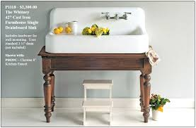 vintage kitchen sink faucets vintage kitchen sink antique cast iron bowl