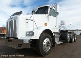kw t800 for sale 2003 kenworth t800 semi truck item da0532 sold february