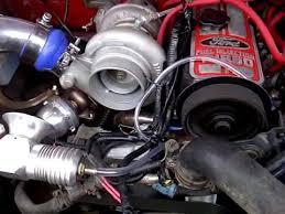 ford ranger turbo kit ford ranger 97 turbo walkaround