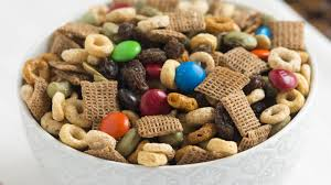 hiker s trail chex mix recipe bettycrocker